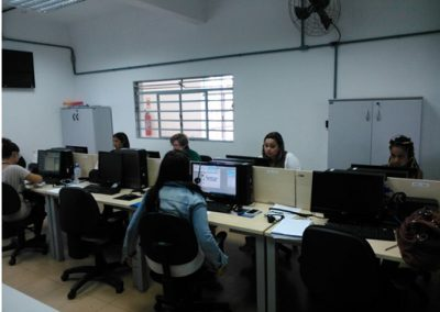 Call Center SEMAE II