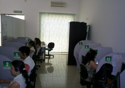 Itu call center fase 2